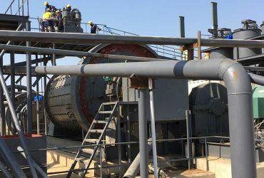 Gold Flotation Plant in Tanzania