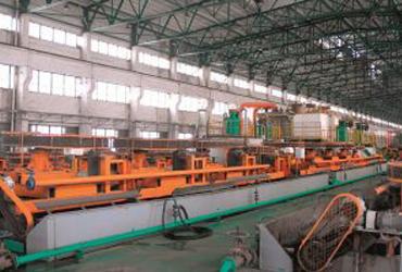 Copper Processing Plant